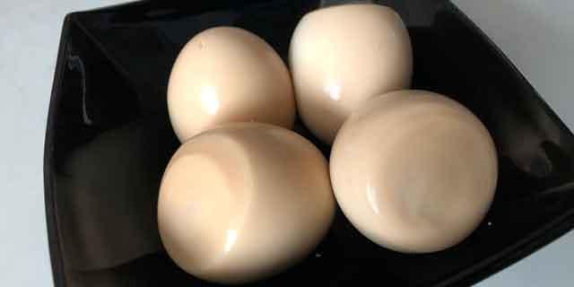 Яйца варить 4 часа