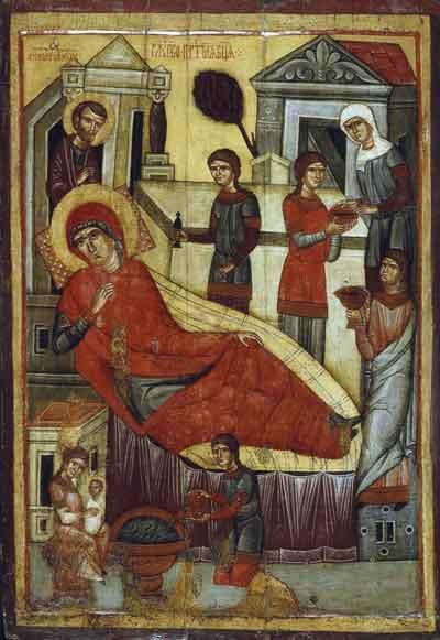 Рождество Богородицы (Рождество Пресвятой Богородицы)